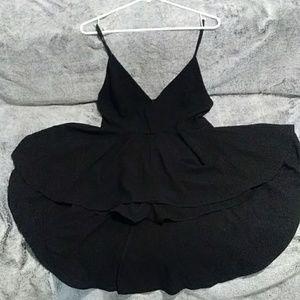 Black Romper